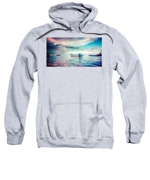 The Caribbean Morning Sweatshirt
