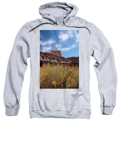 Rock Formation Capital Reef Sweatshirt