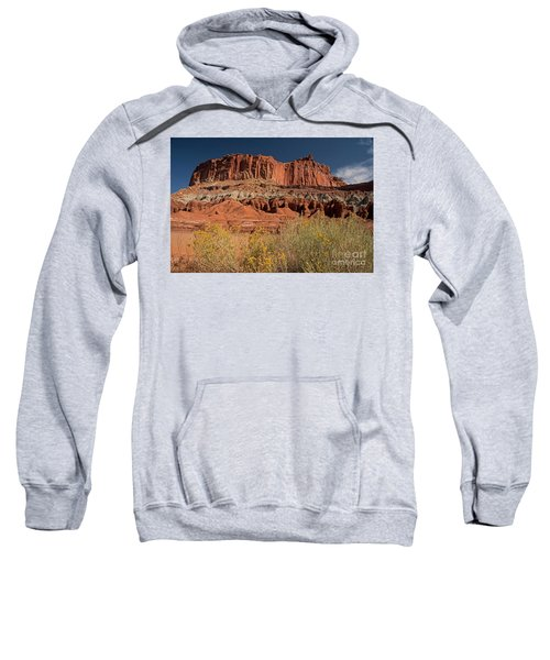 The Castle In Capital Reef Sweatshirt