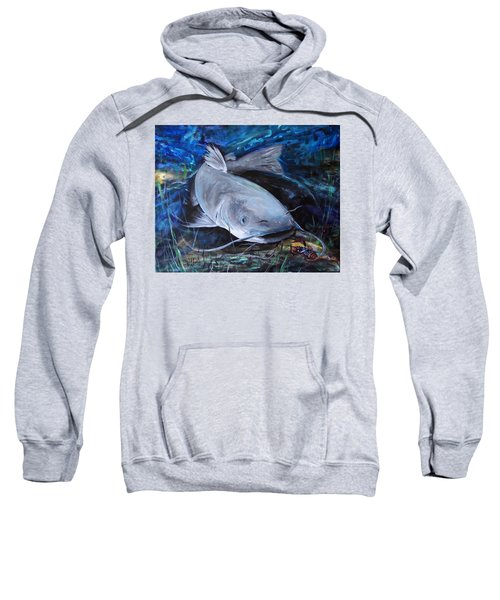 The Catfish And The Crawdad Sweatshirt