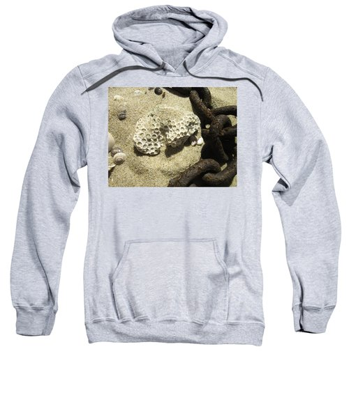 The Chain And The Fossil Sweatshirt