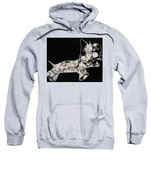 The Chase Bw Sweatshirt