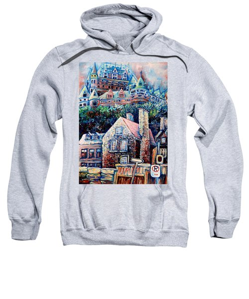 The Chateau Frontenac Sweatshirt