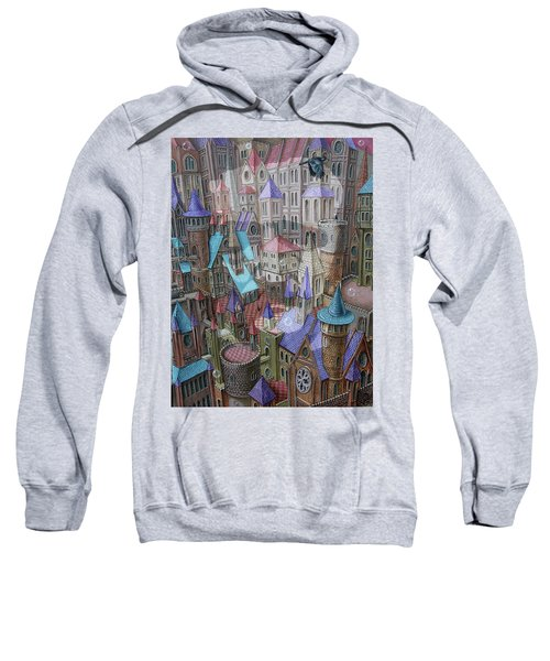 The City Of Crow Sweatshirt