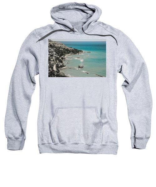The City Of Waves Sweatshirt