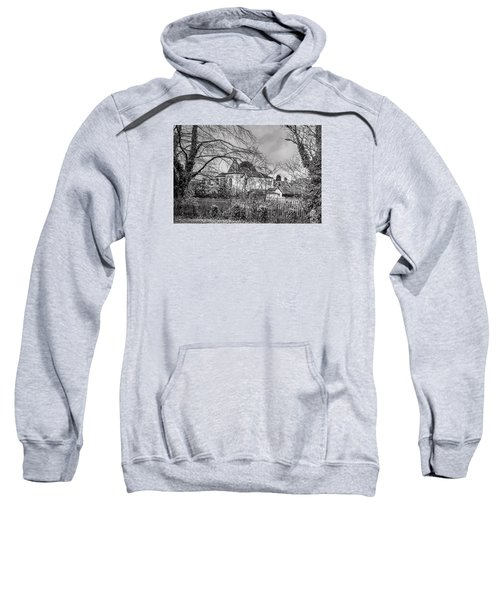 Sweatshirt featuring the photograph The Claremont by Jeremy Lavender Photography