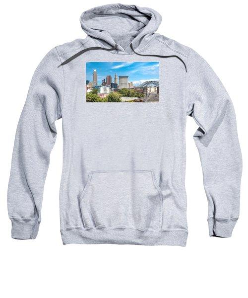 The Cleveland Skyline Sweatshirt