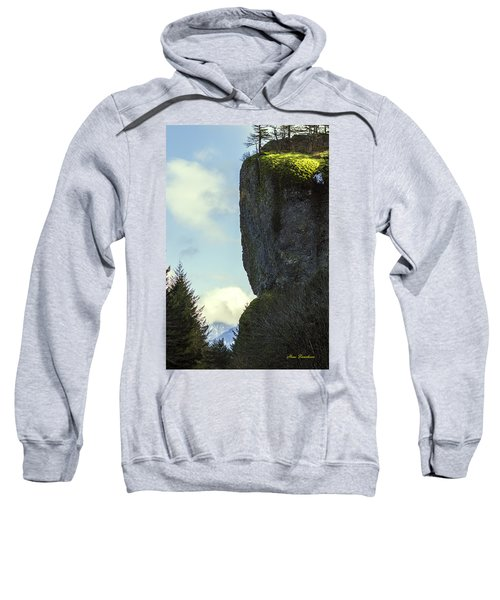 The Cliff Signed Sweatshirt