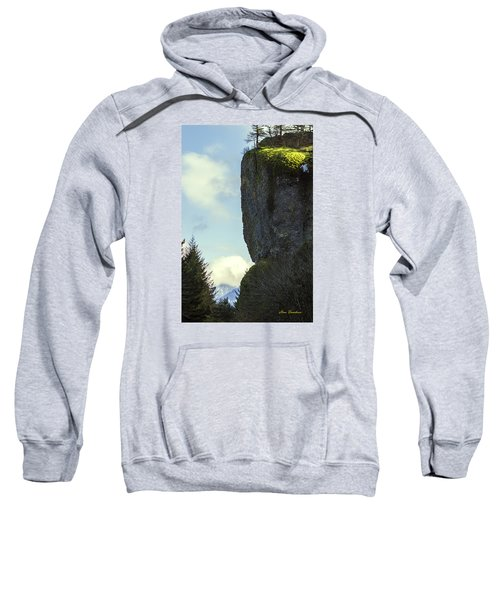 The Cliff Signed Sweatshirt