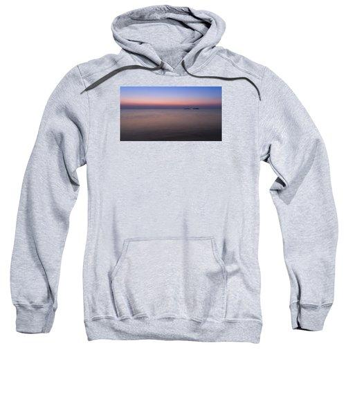 Dawn At The Mediterranean Sea Sweatshirt