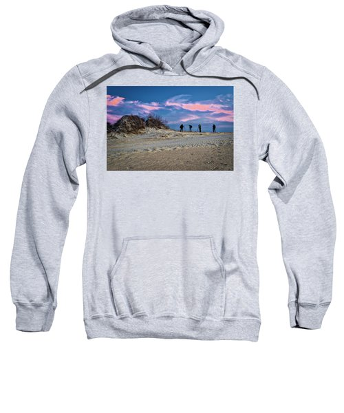 The Colors Of Sunset Sweatshirt