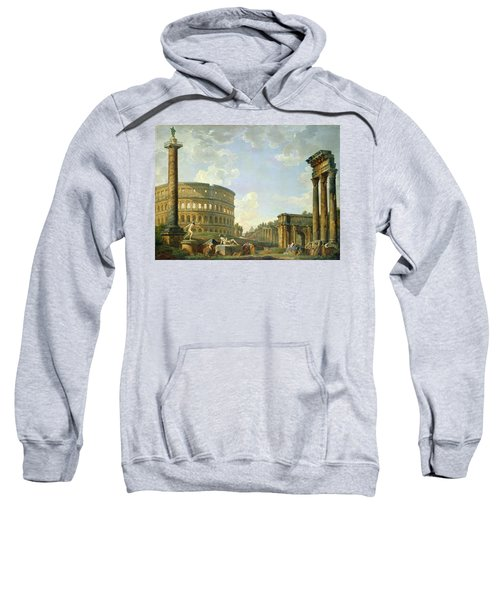 The Colosseum And Other Monuments Sweatshirt