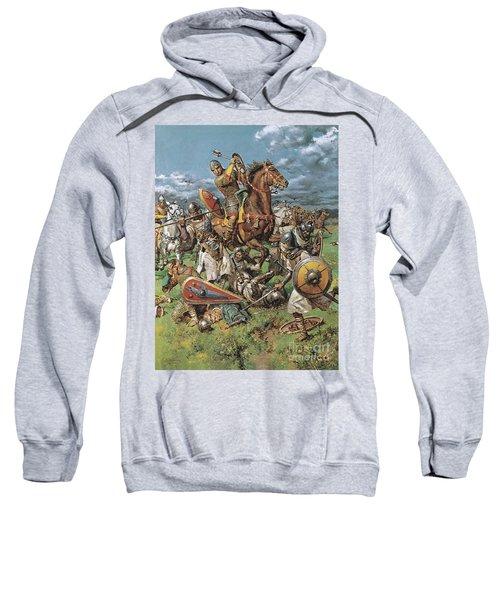 The Coming Of The Conqueror Sweatshirt