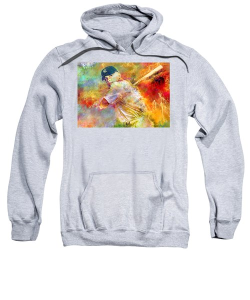 The Commerce Comet Sweatshirt by Mal Bray