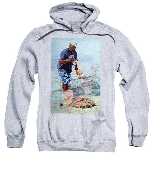 The Conch Man Sweatshirt