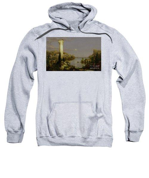The Course Of Empire - Desolation Sweatshirt