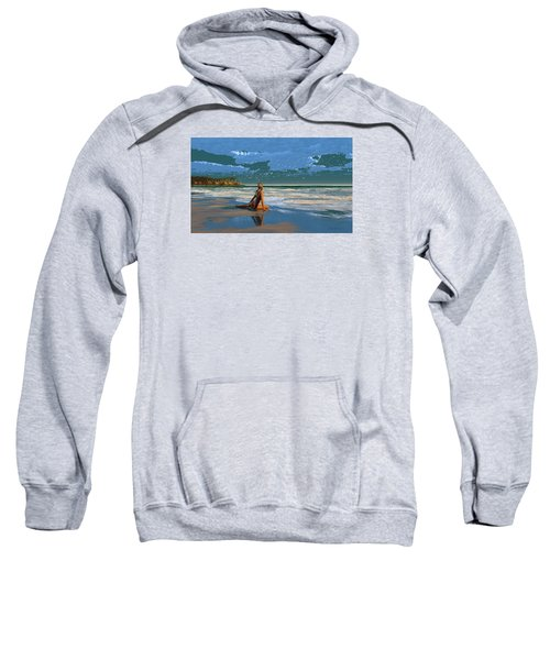 The Courtship Of Sand Sweatshirt