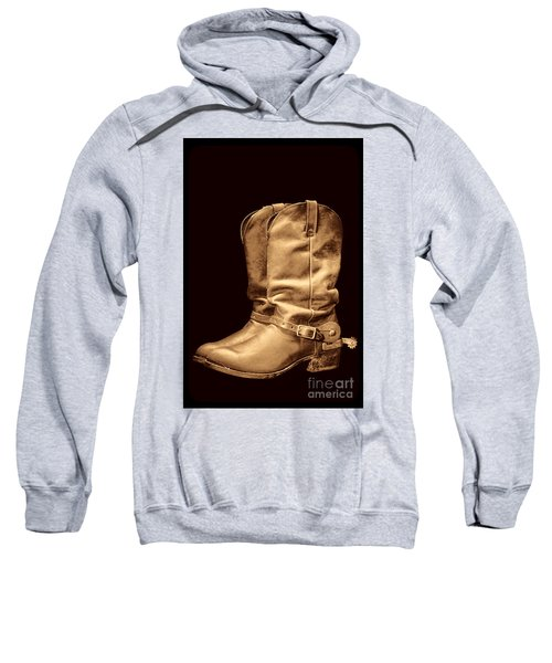 The Cowboy Boots Sweatshirt
