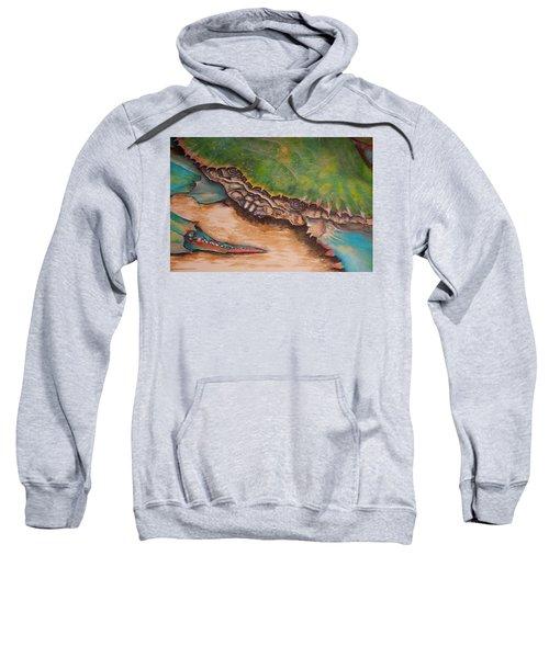 The Crab Sweatshirt