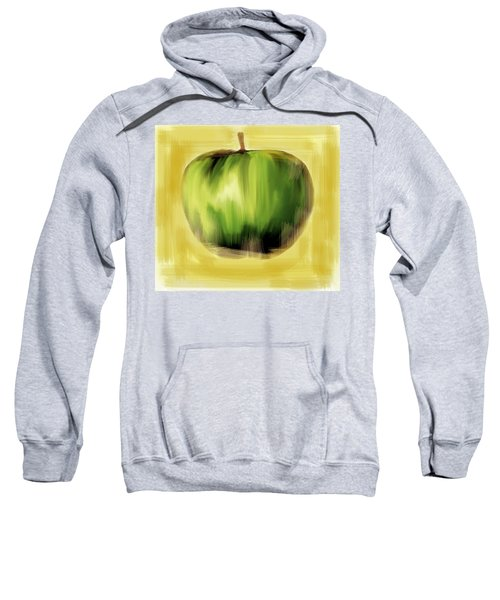 The Creative Apple  Sweatshirt