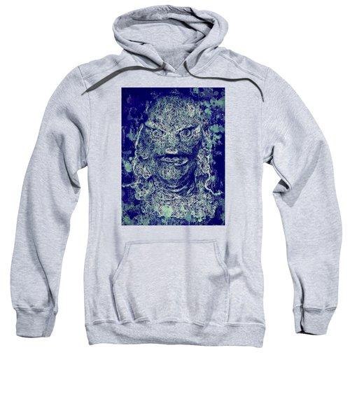 Creature From The Black Lagoon Sweatshirt