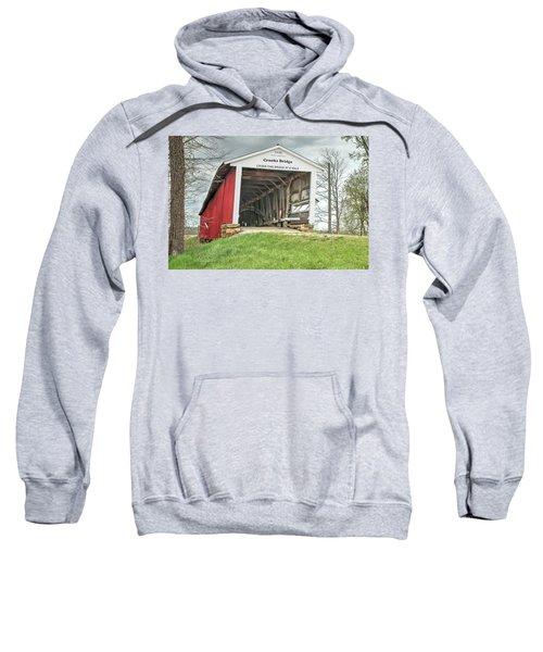 The Crooks Covered Bridge Sweatshirt