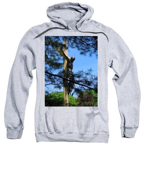 The Cross In The Woods Sweatshirt