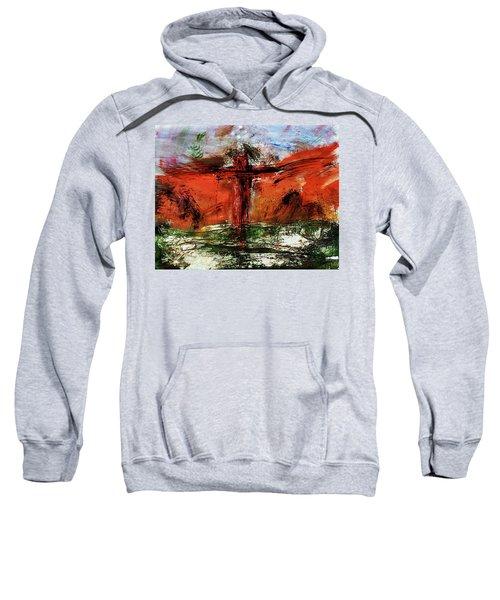 The Crucifixion #1 Sweatshirt