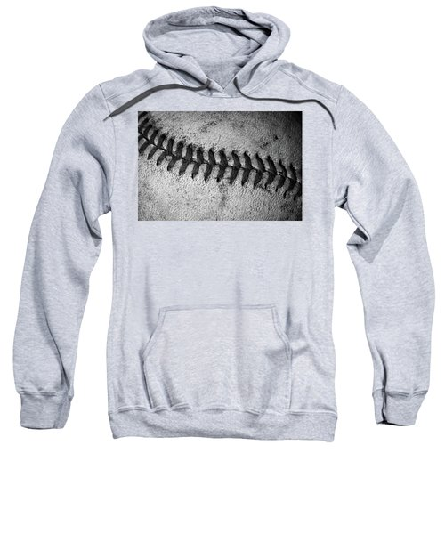Sweatshirt featuring the photograph The Curve Ball by David Patterson