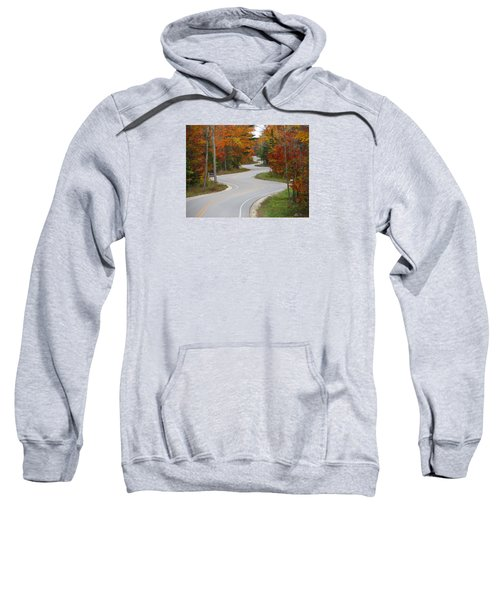 The Curvy Road Sweatshirt
