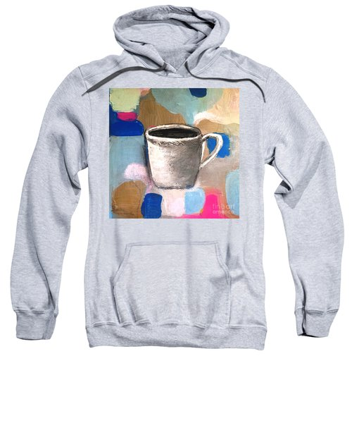 The Day Begins After Coffee Sweatshirt