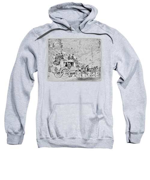 The Deadwood Coach Sweatshirt