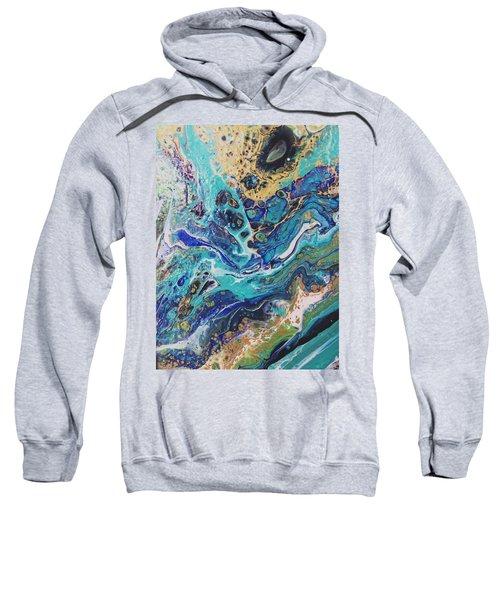 The Deep Blue Sea Sweatshirt