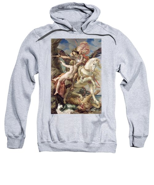 The Deliverance Sweatshirt by Joseph Paul Blanc
