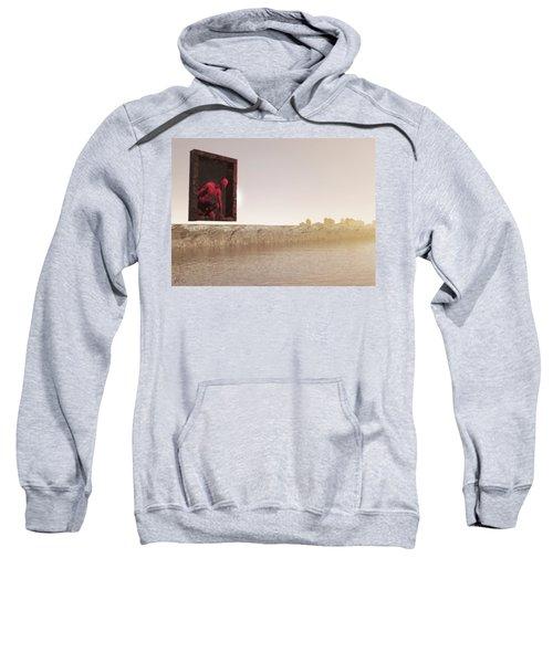 The Destroyer Cometh Sweatshirt