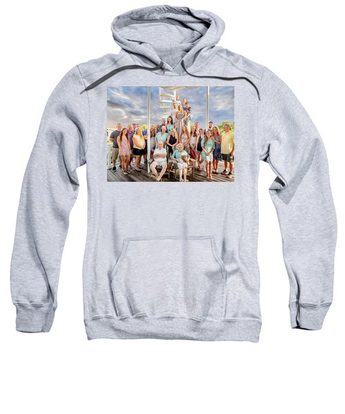The Dezzutti Family Sweatshirt