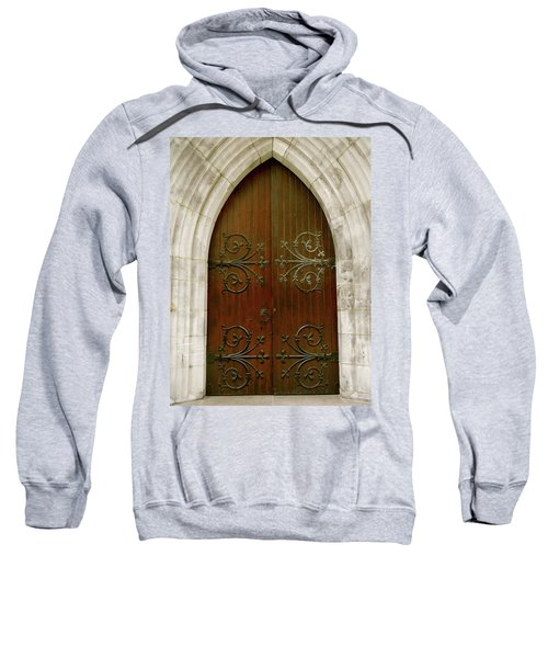 The Door Of Opportunity Sweatshirt