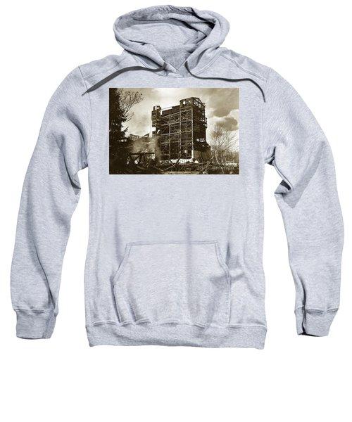 The Dorrance Breaker Wilkes Barre Pa 1983 Sweatshirt