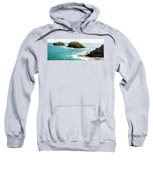 The Doughboys Island Landscape Sweatshirt