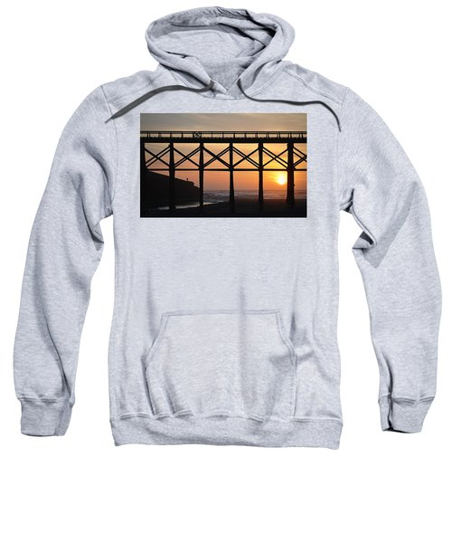 The Edge Of Night Sweatshirt