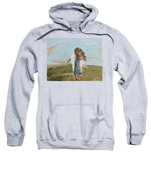 The Edge Of The Field Sweatshirt