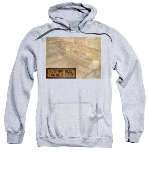 The Empty Tomb Sweatshirt