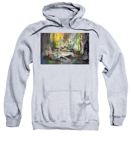 The Enchanted Pool Sweatshirt