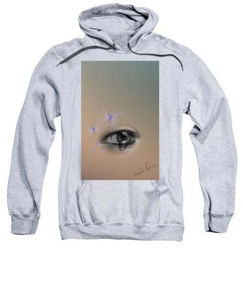 The Eyes Don't Lie Sweatshirt