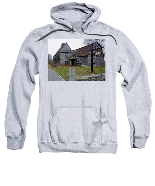 The Fairbanks House Sweatshirt