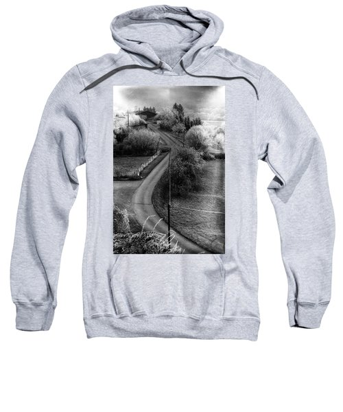 The First Morning Of The First Day Sweatshirt