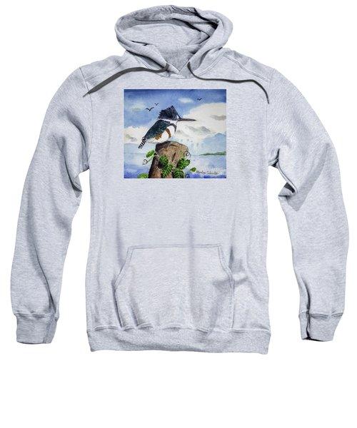 The Fisher Queen  Sweatshirt