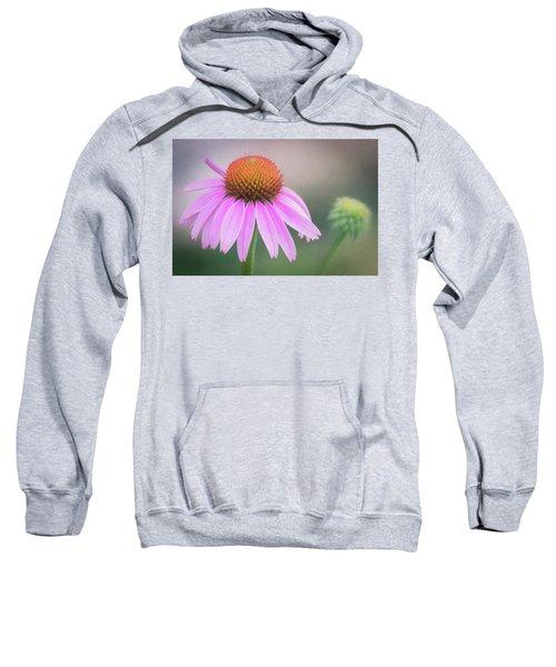 The Flower At Mattamuskeet Sweatshirt