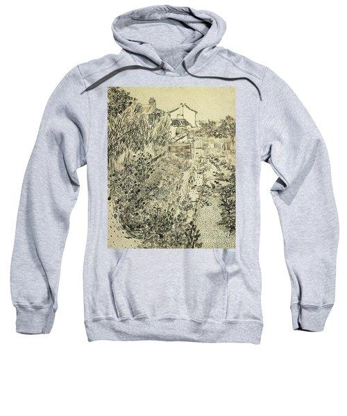 The Flower Garden, 1888 Sweatshirt