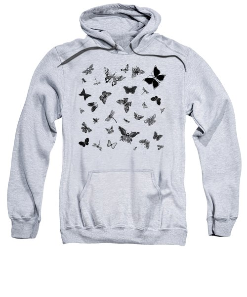 The Flutter And Fly Sweatshirt